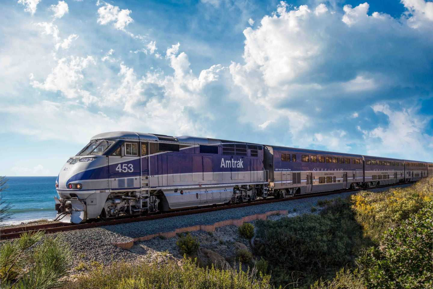 Amtrak Train Surfliner