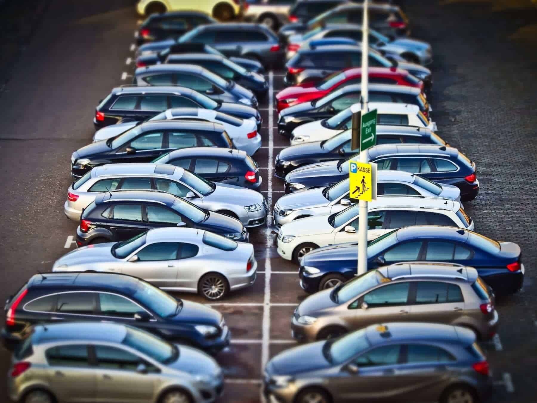 Parking Lot PixaBay