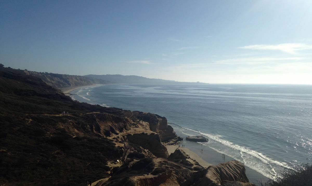 Bike To Torrey Pines