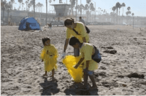 Oceanside beach events