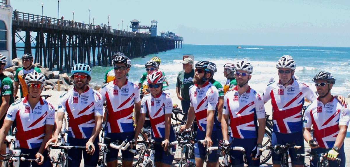 Race Across America Oceanside Endurance Sports