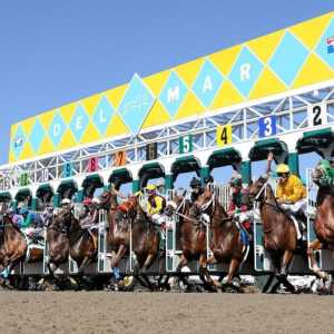 Del Mar Horse Racing Del Mar Thoroughbred Club