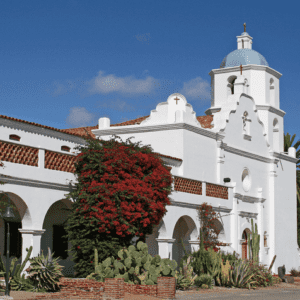 mission luis rey oceanside