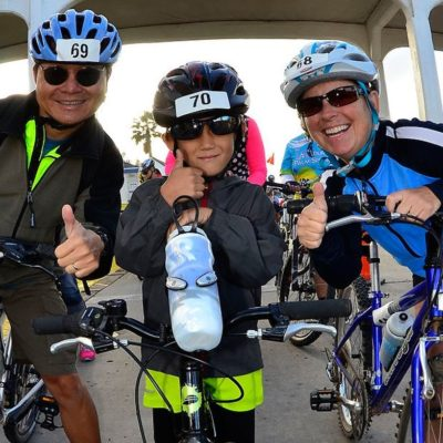 Oceanside Family Travel Bike Ride