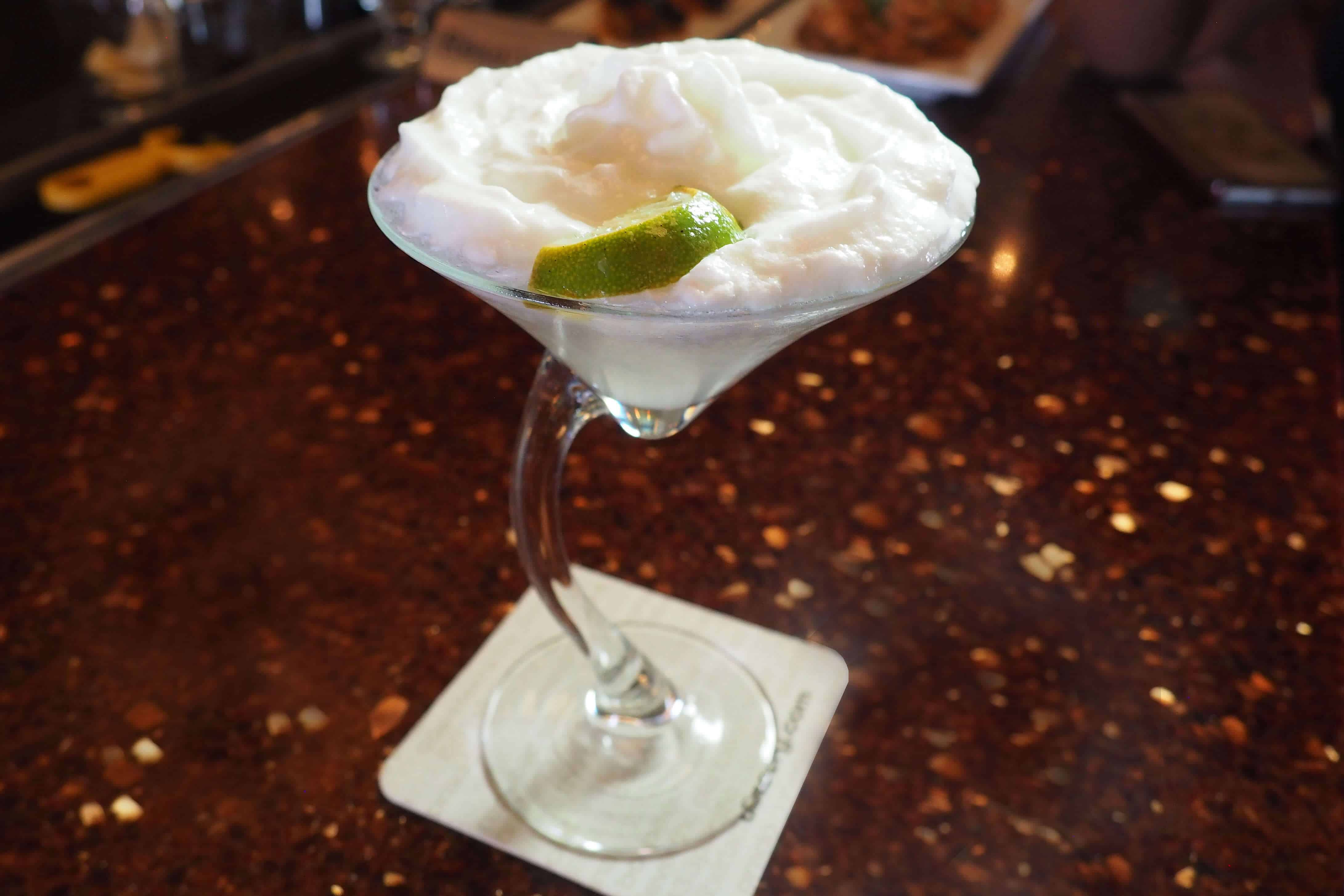 333 Pacific Decadent Key Lime Pie Martini