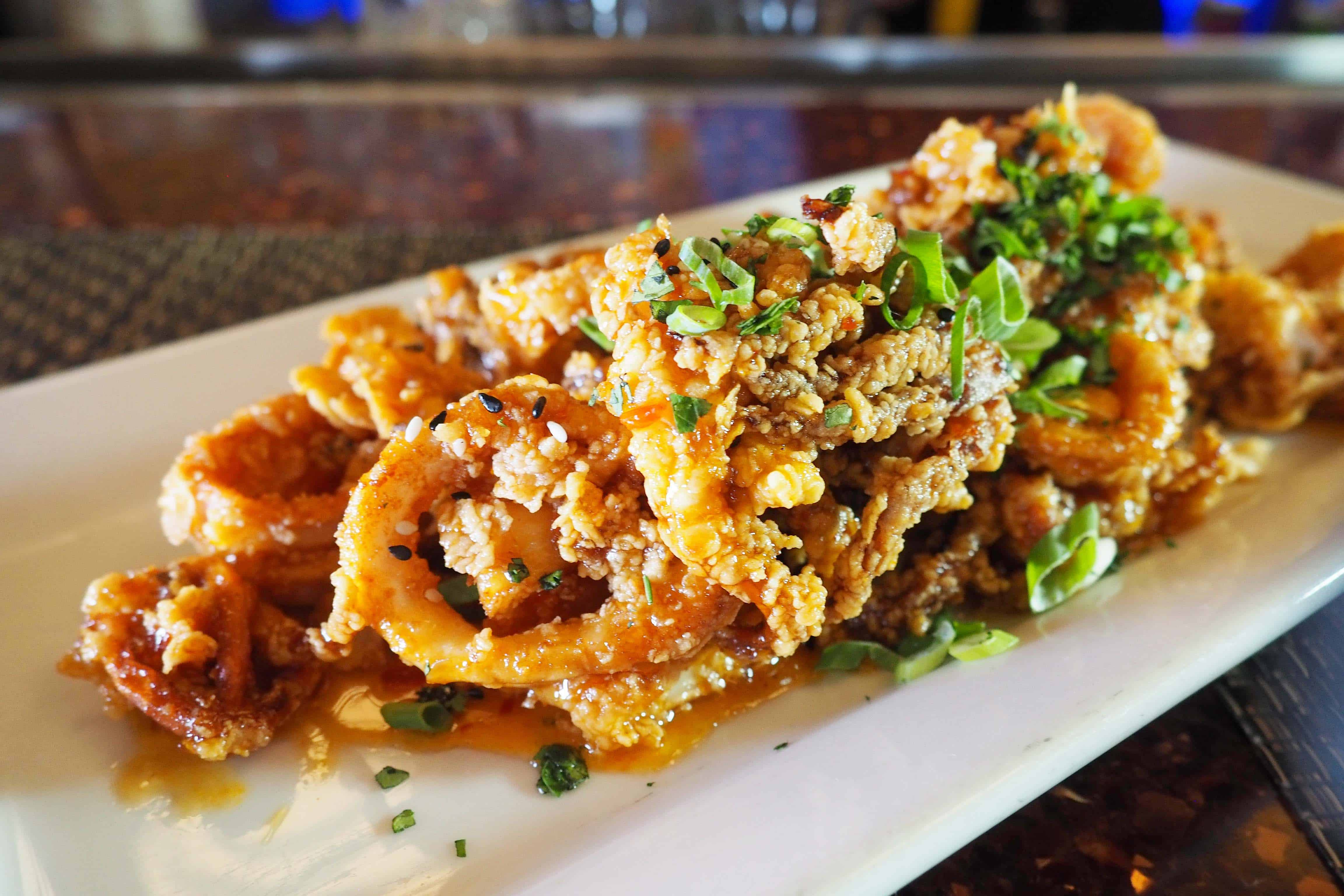 333 Pacific Sweet Chili Calamari