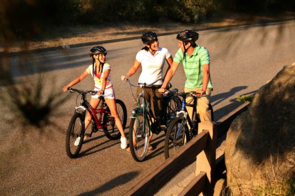family bike ride, things to do in Oceanside, CA