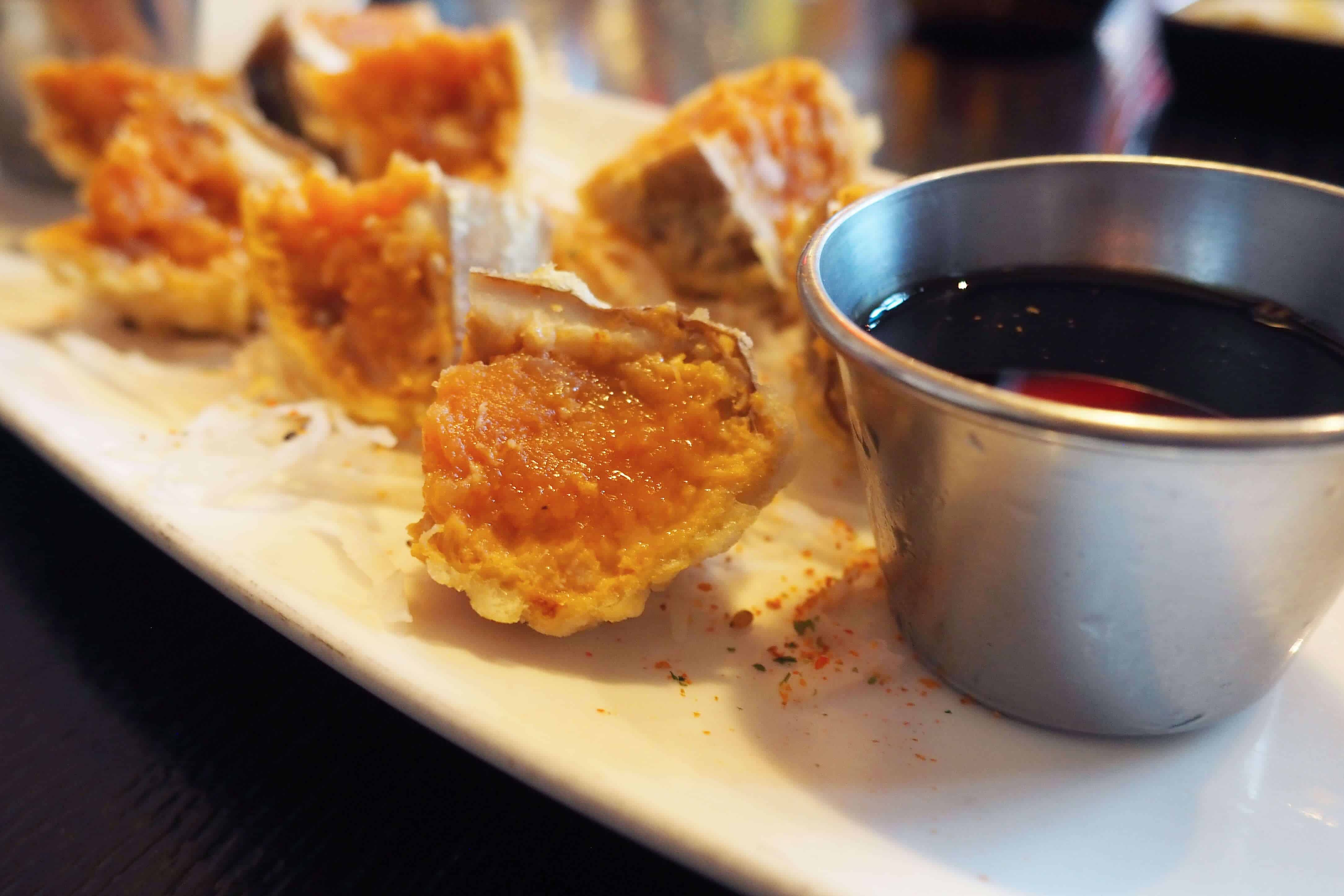 Harney Sushi Monkey Brains Appetizer