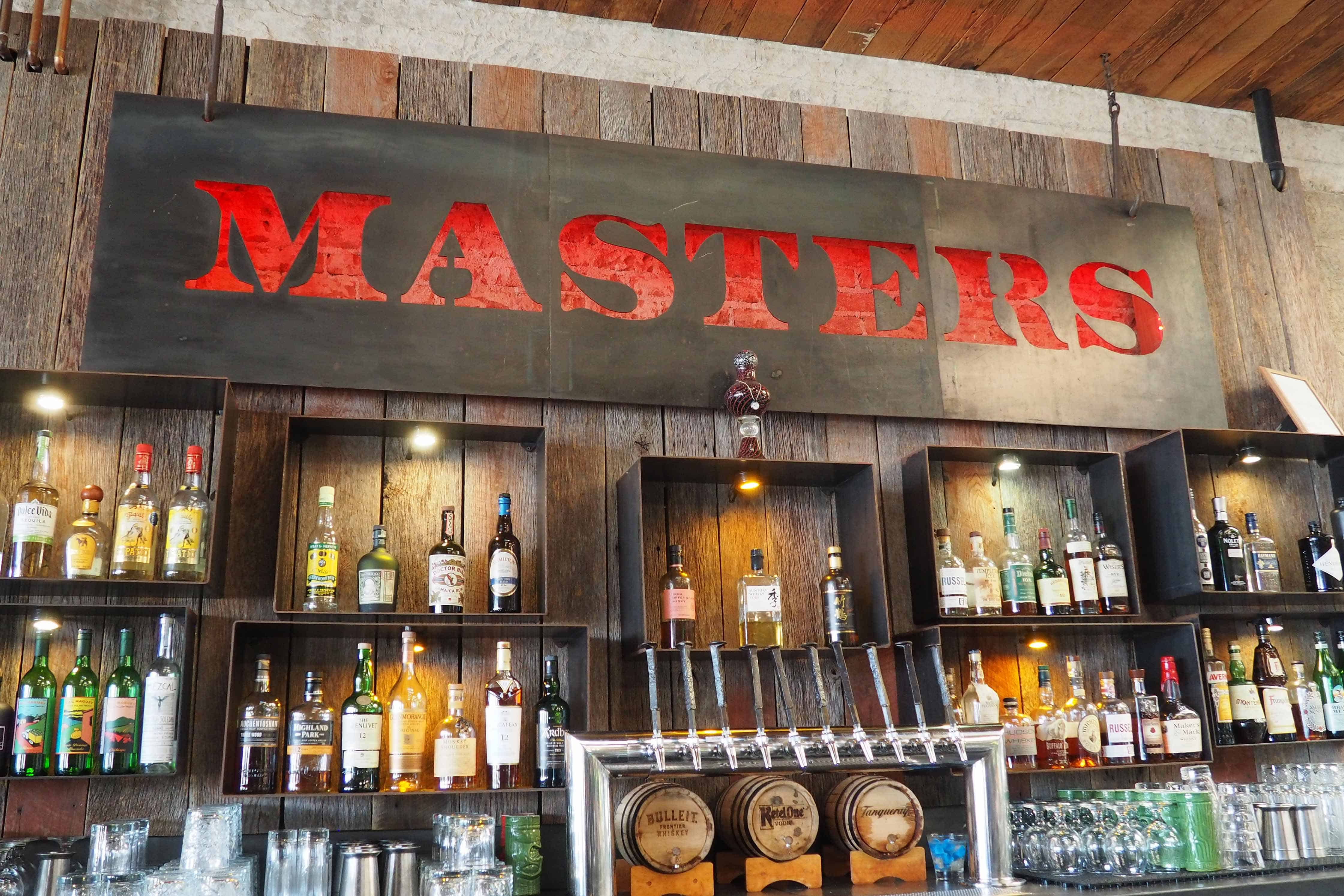 Masters Kitchen and Cocktail Bar