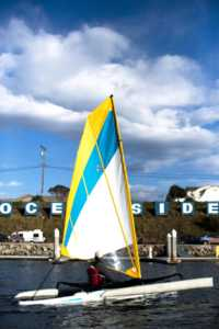 Oceanside Harbor, things to do in Oceanside, water recreation, sailing, water sports