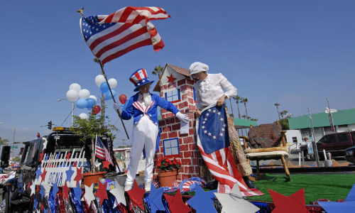 Oceanside Indepence Day Parade | Oceanside, CA