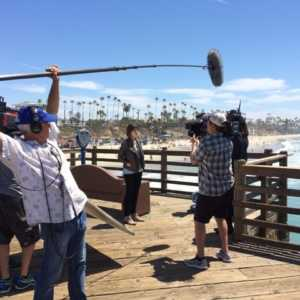 Animal Kingdom- Filming Location - Oceanside Pier