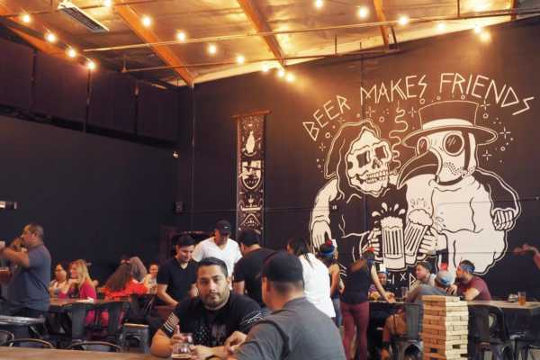 Black Plague Brewing Tasting Room