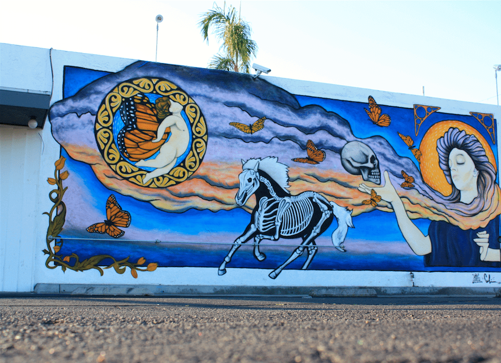 Oceanside Murals Pour House