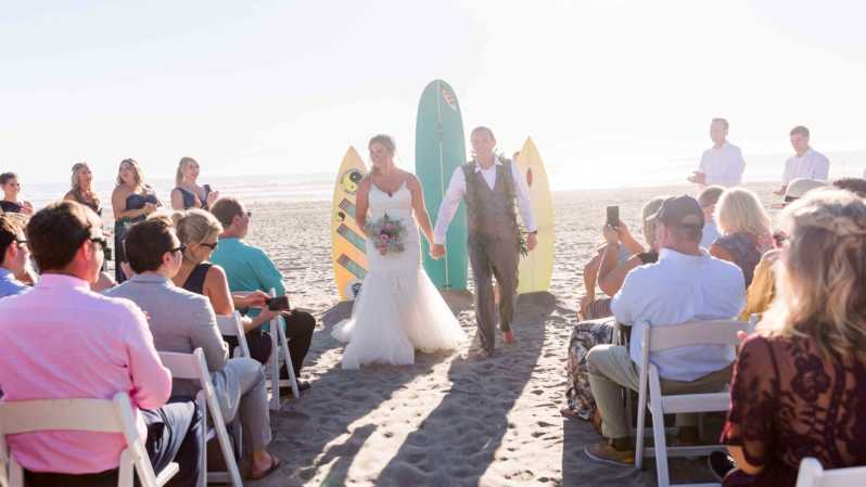 Beach Wedding 101 Ceremony