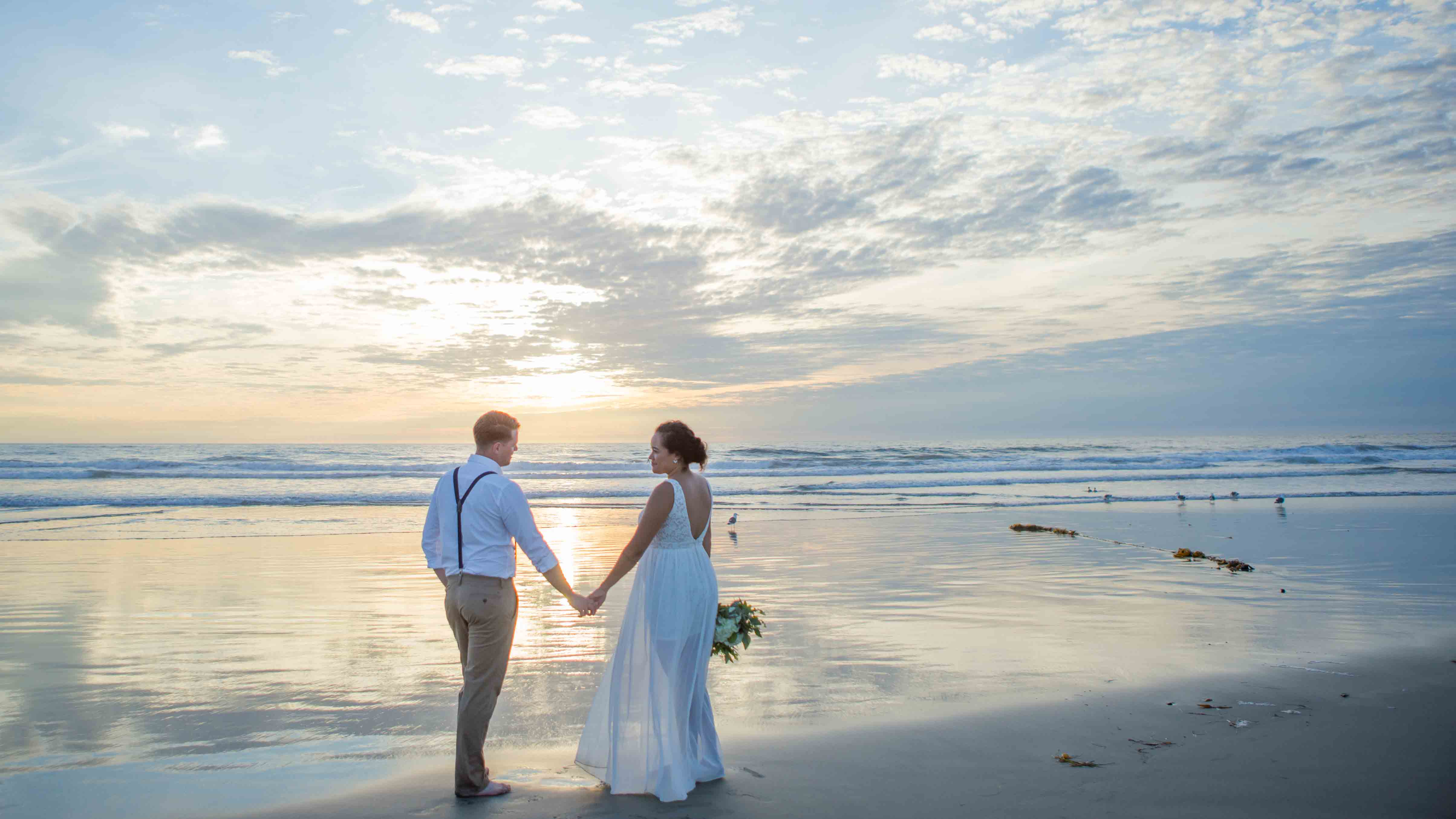 Beach Wedding 101 Photo by Ashley Strong