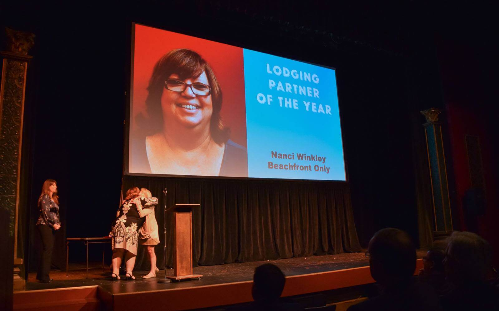 2017 Lodging Partner of the Year- Nanci Winkley