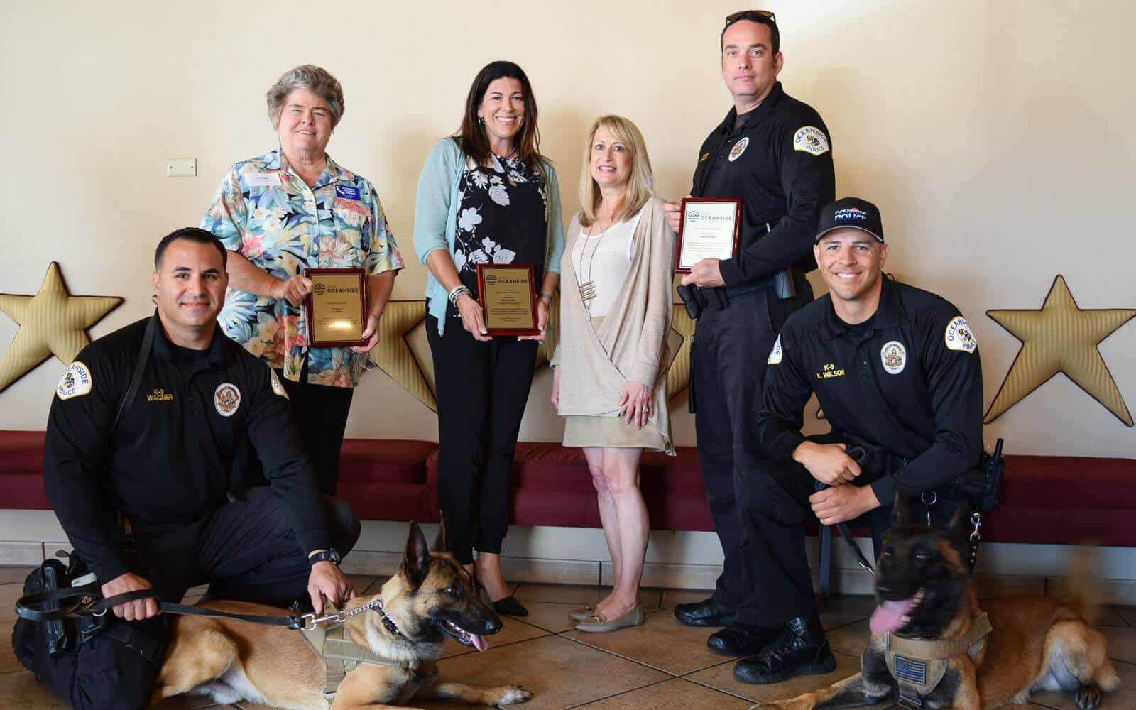 2017 Oceanside Tourism Summit- Award Winners