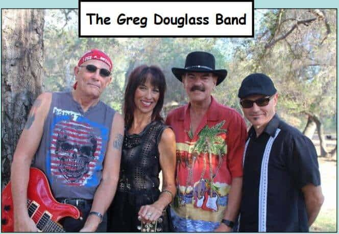 Free Concert Greg Douglass Band