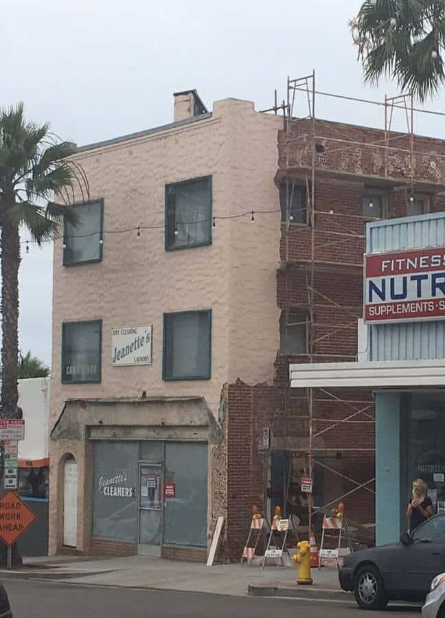 Schuyler Building Restoration Oceanside