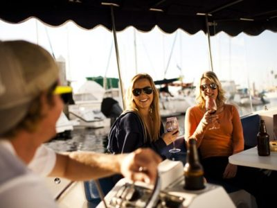 Oceanside Boat Rentals Team Building