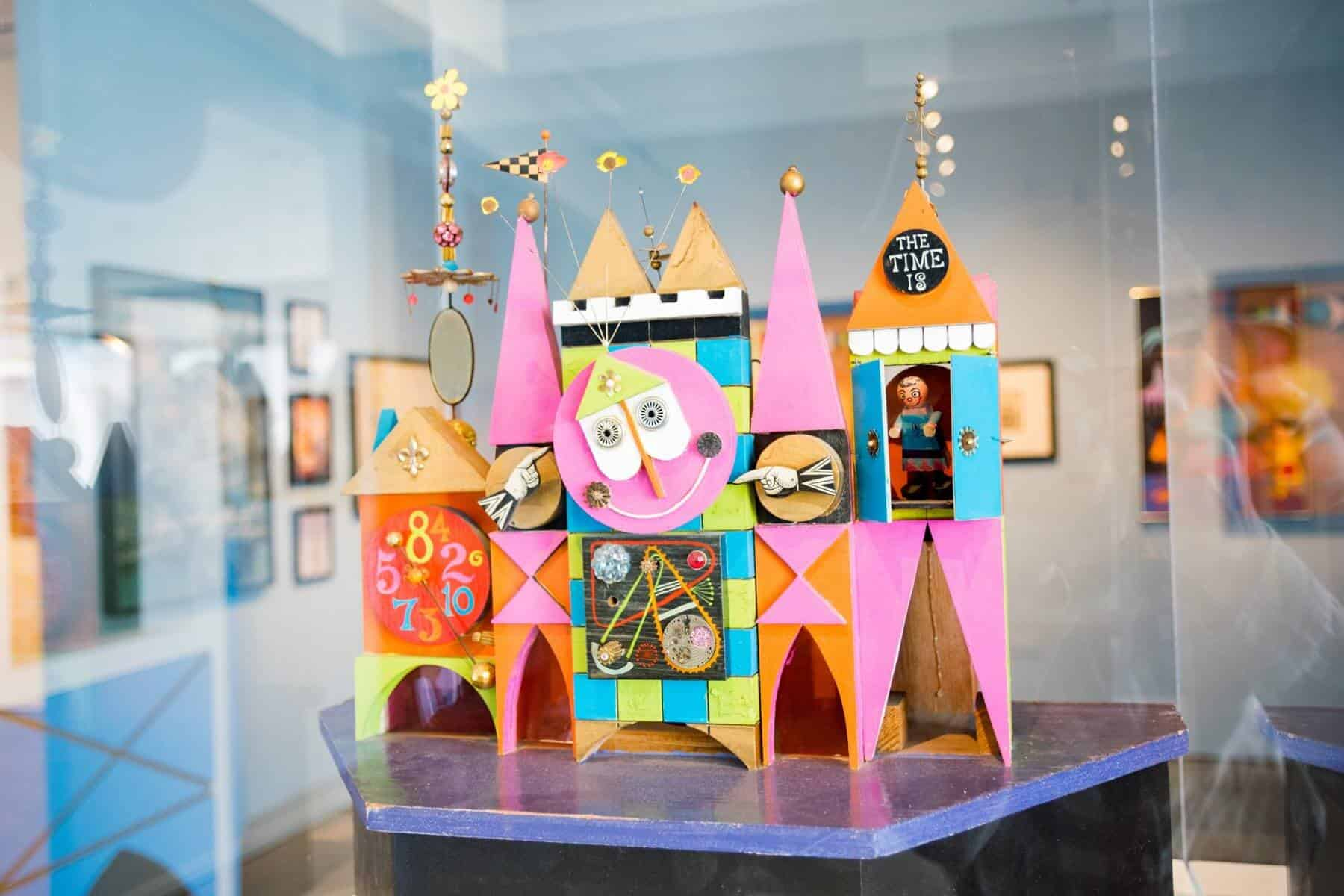 Rolly Crump Oceanside Museum of Art Exhibit