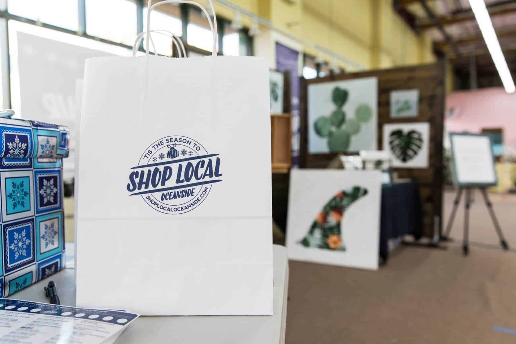Shop Local Oceanside
