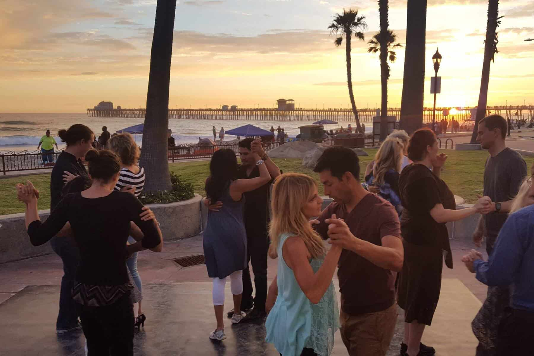 Tango by the Beach - Oceanside, CA