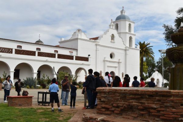 4th Grade Field Trip San Luis Rey Mission