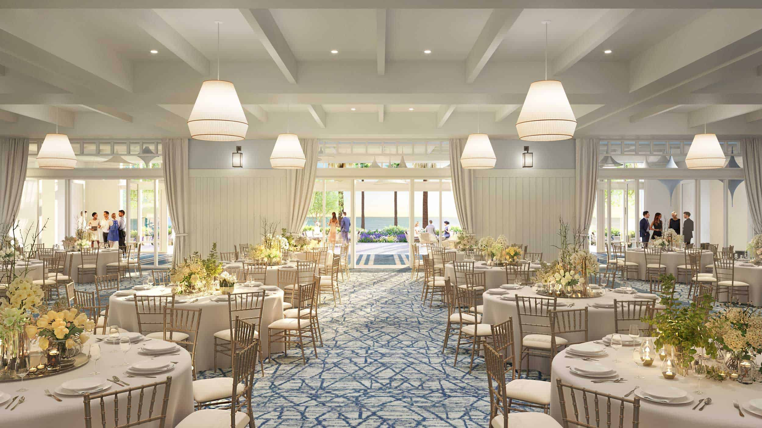 The Seabird Resort Ballroom