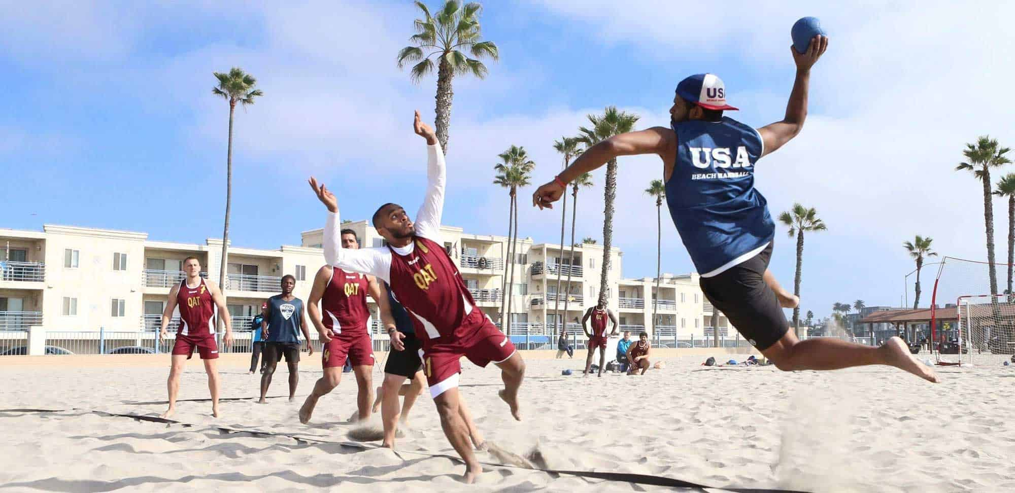 7 things you need to know about beach handball visit oceanside