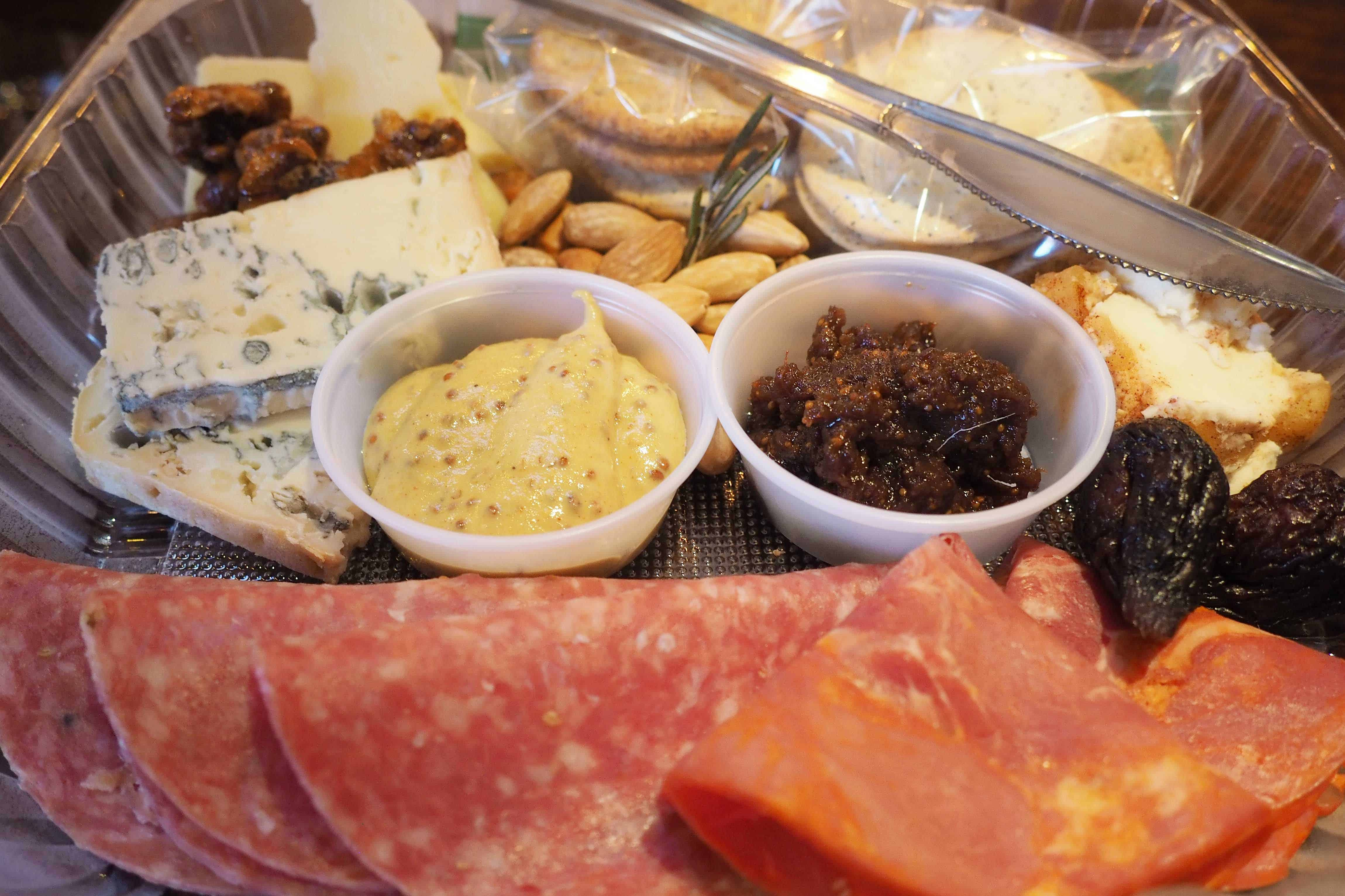 Coomber Craft Wines Charcuterie