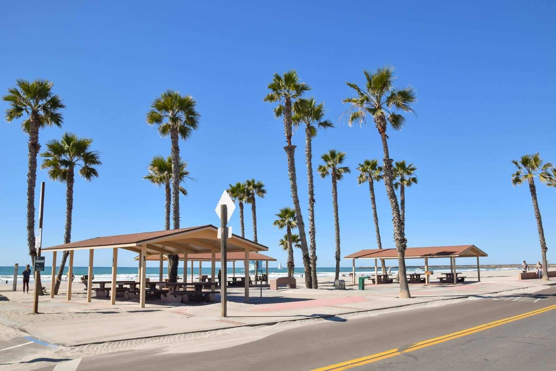 Oceanside Harbor Beach