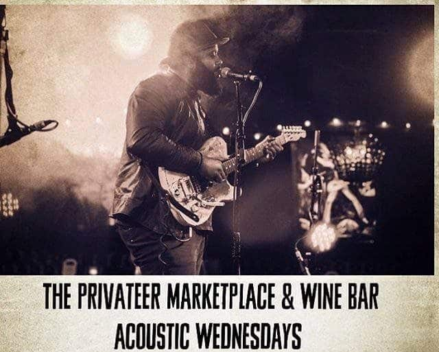 Live Music Privateer Marketplace