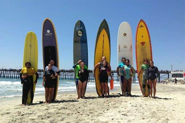 Oceanside Longboard Club Contest