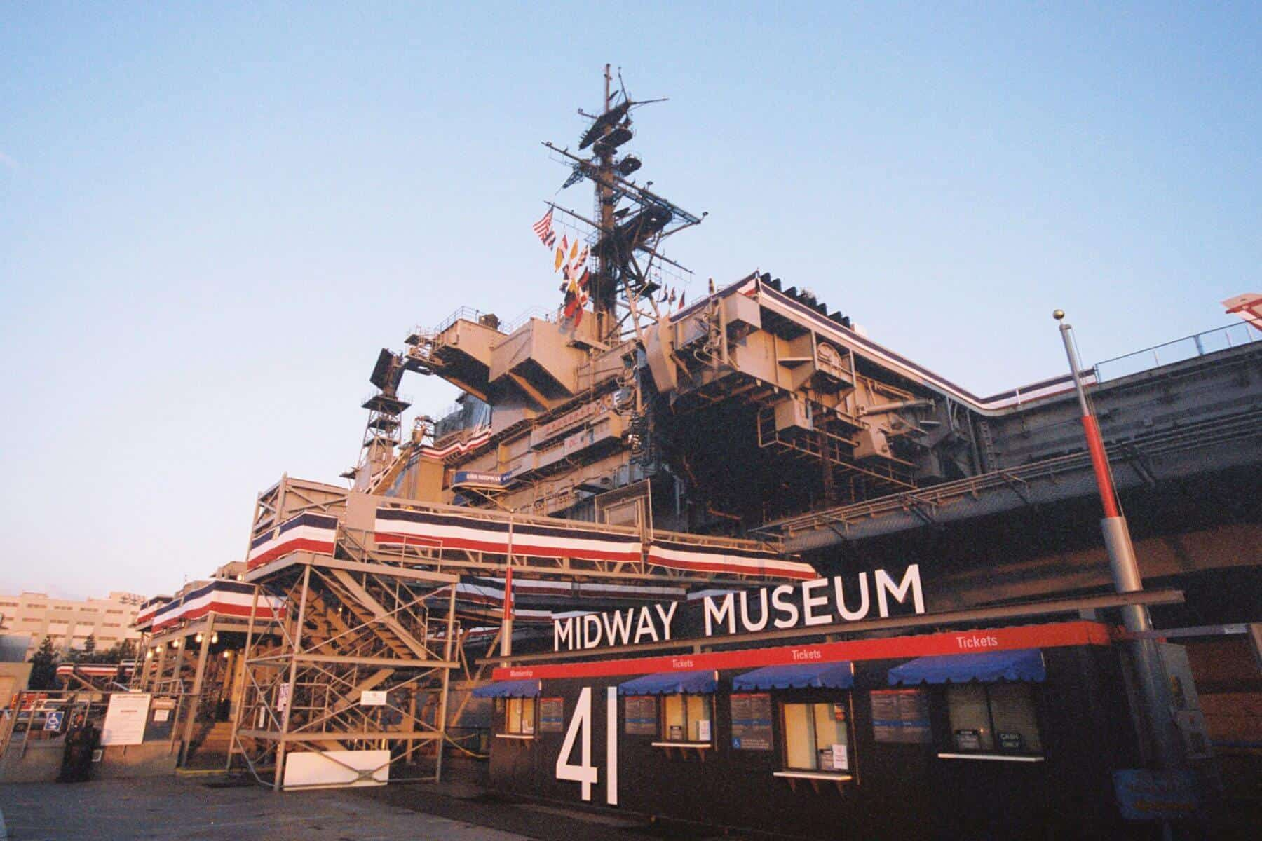 USS Midway San Diego Oceanside