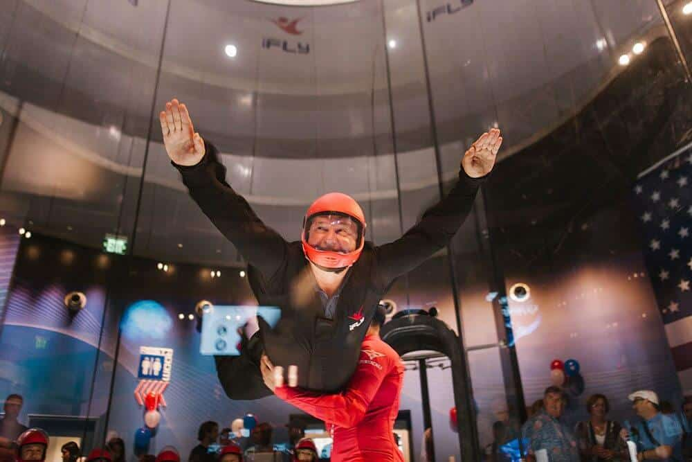 iFLY Indoor Skydiving Oceanside