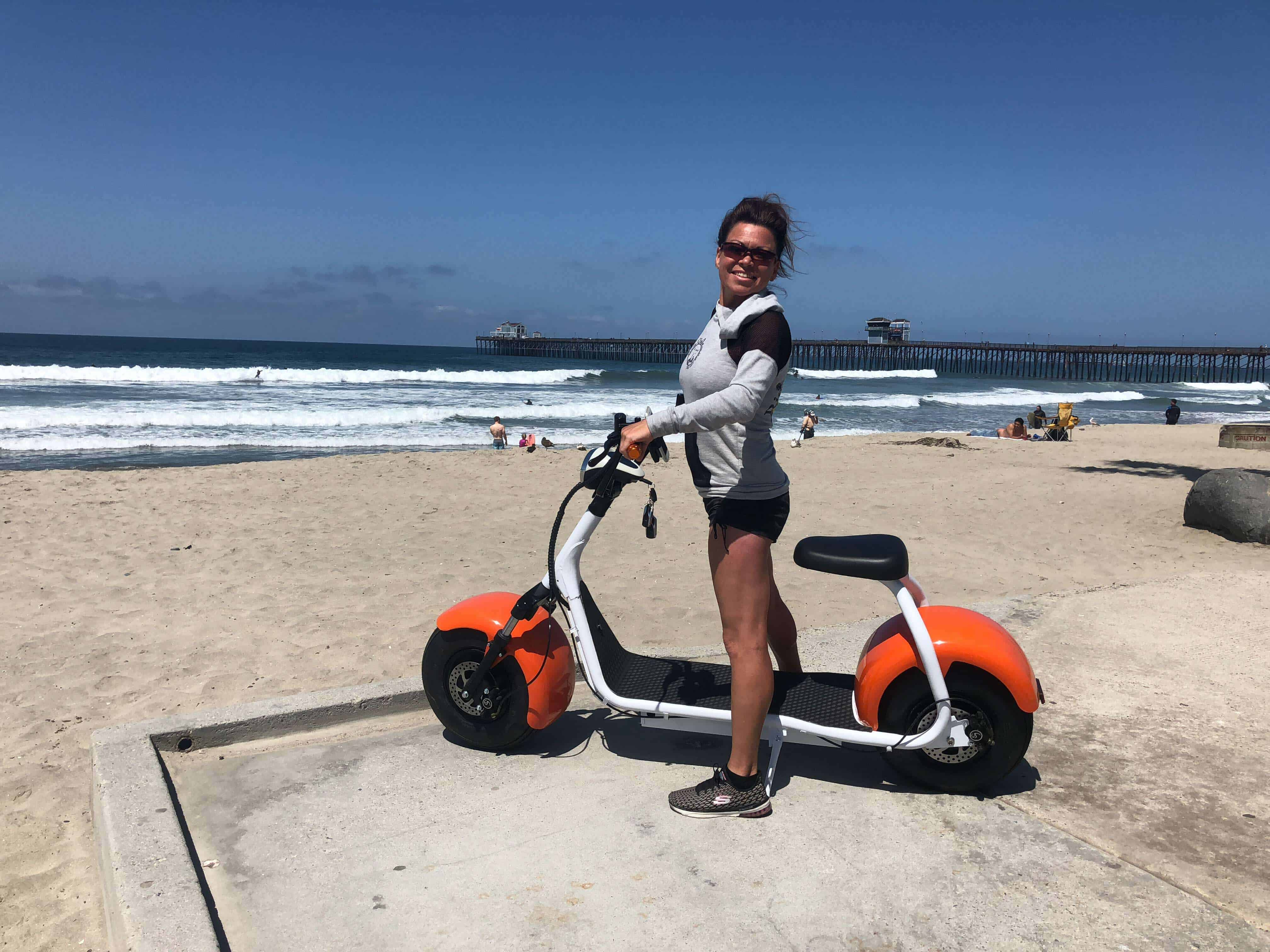 Ride O'side Electric Scooters