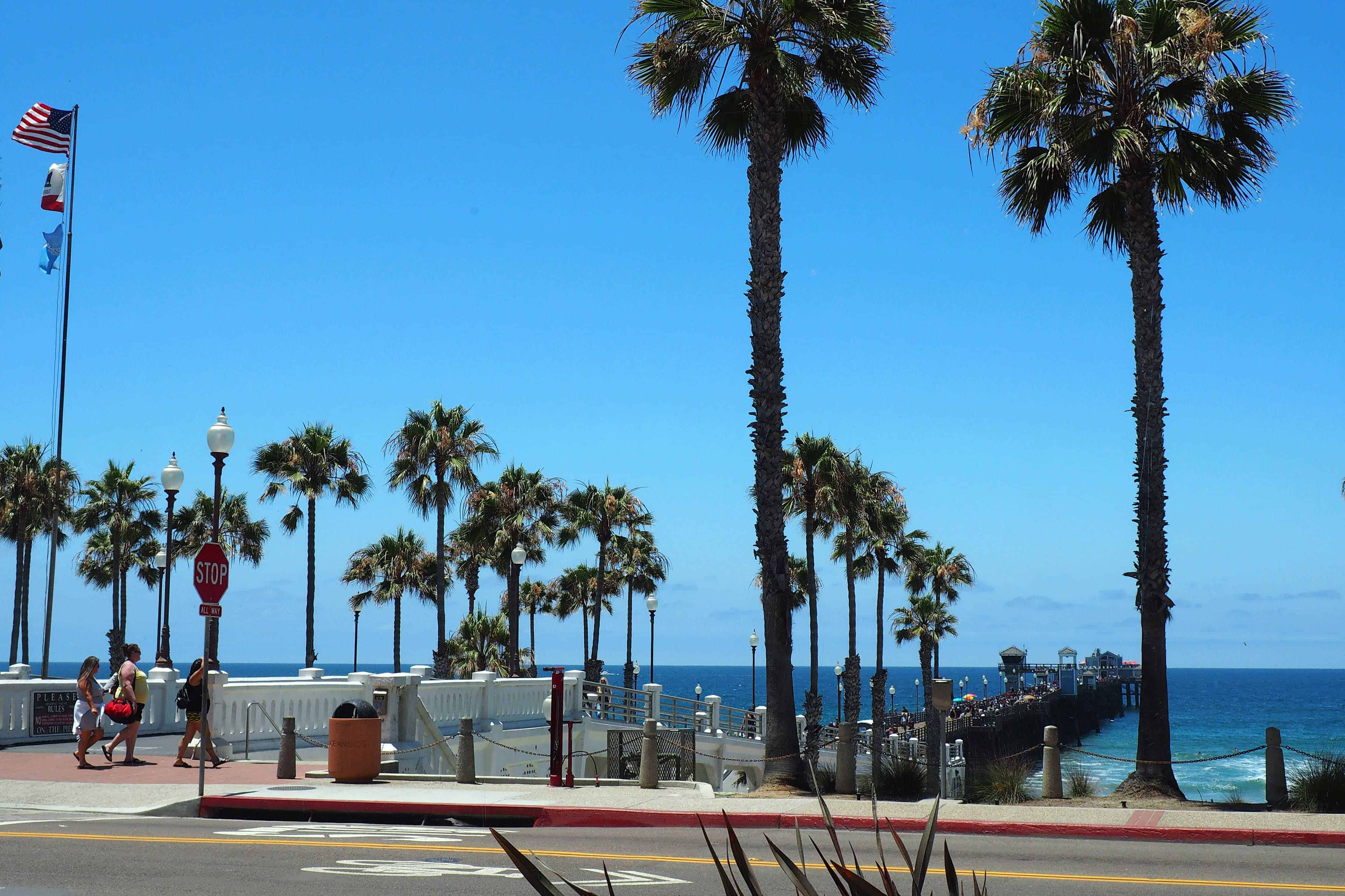 333 Pacific Oceanside Pier View