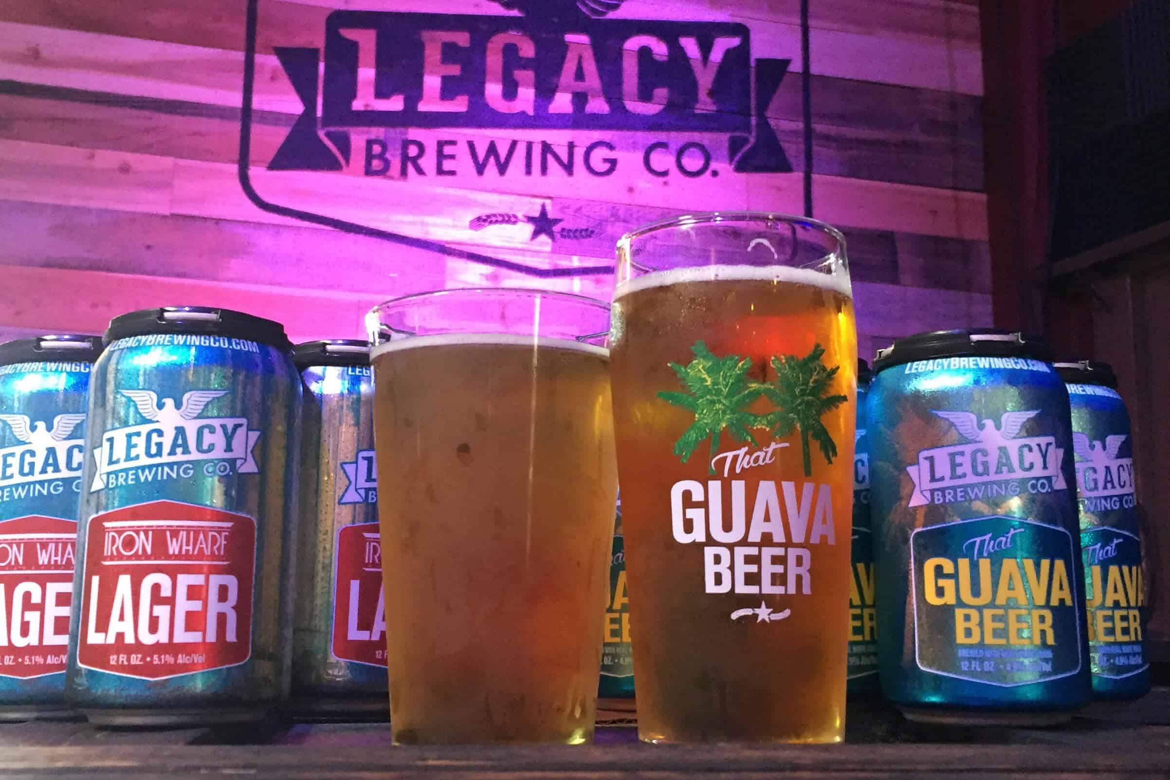That Guava Beer Legacy Brewing