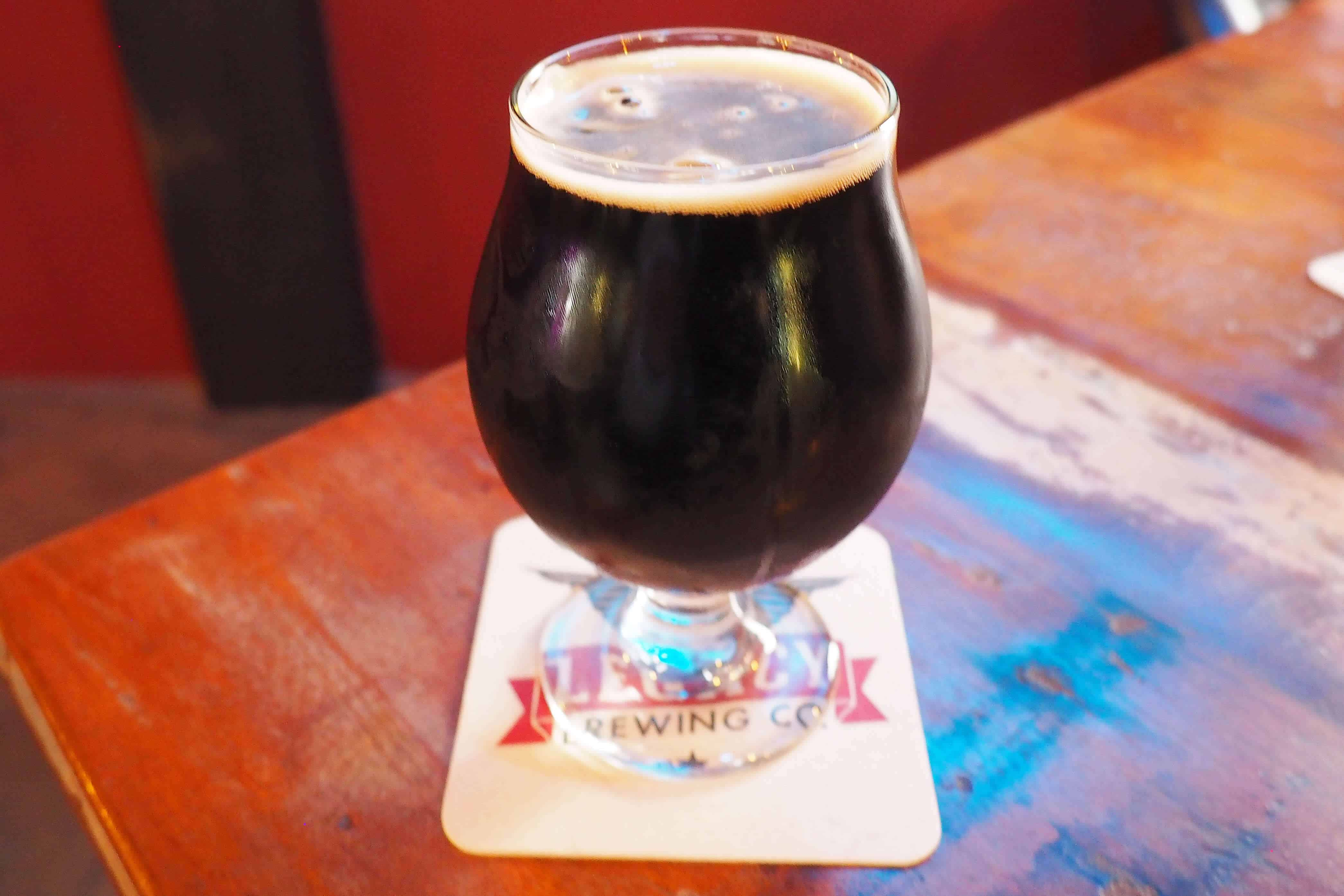 Legacy Brewing Company Czarface Russian Imperial Stout