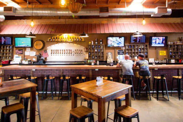 Legacy Brewing Company Tasting Room