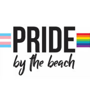 Pride by the Beach Logo Square Oceanside San Diego