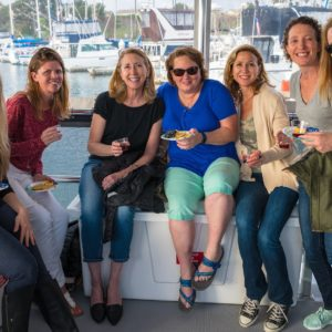 Oceanside Adventures Harbor Wine Cruise