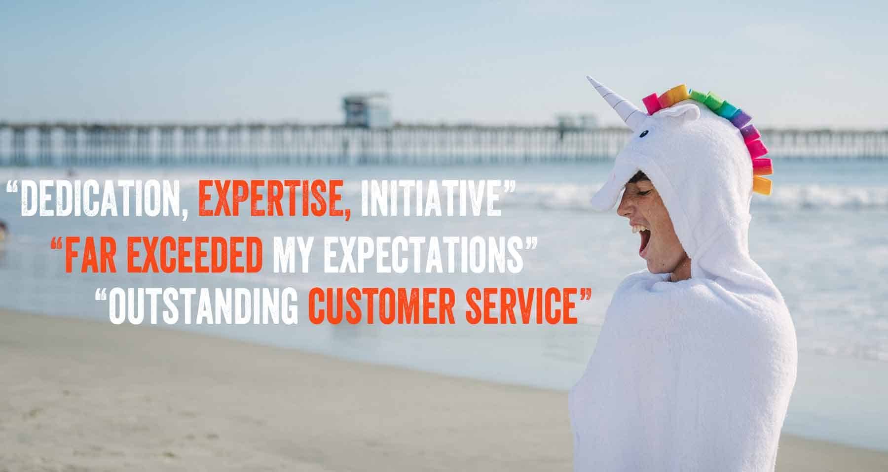Our Services Header Logo Testimonials