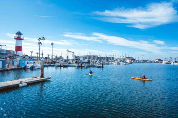 Harbor Village Kayak Oceanside