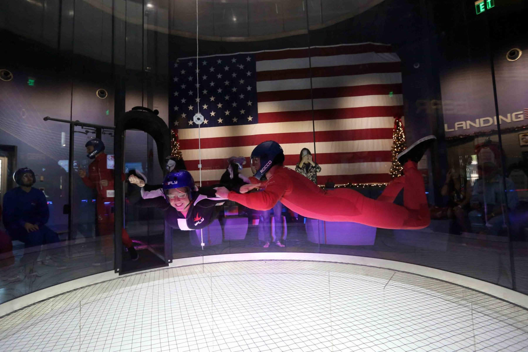 iFly Visit Oceanside Holiday Party