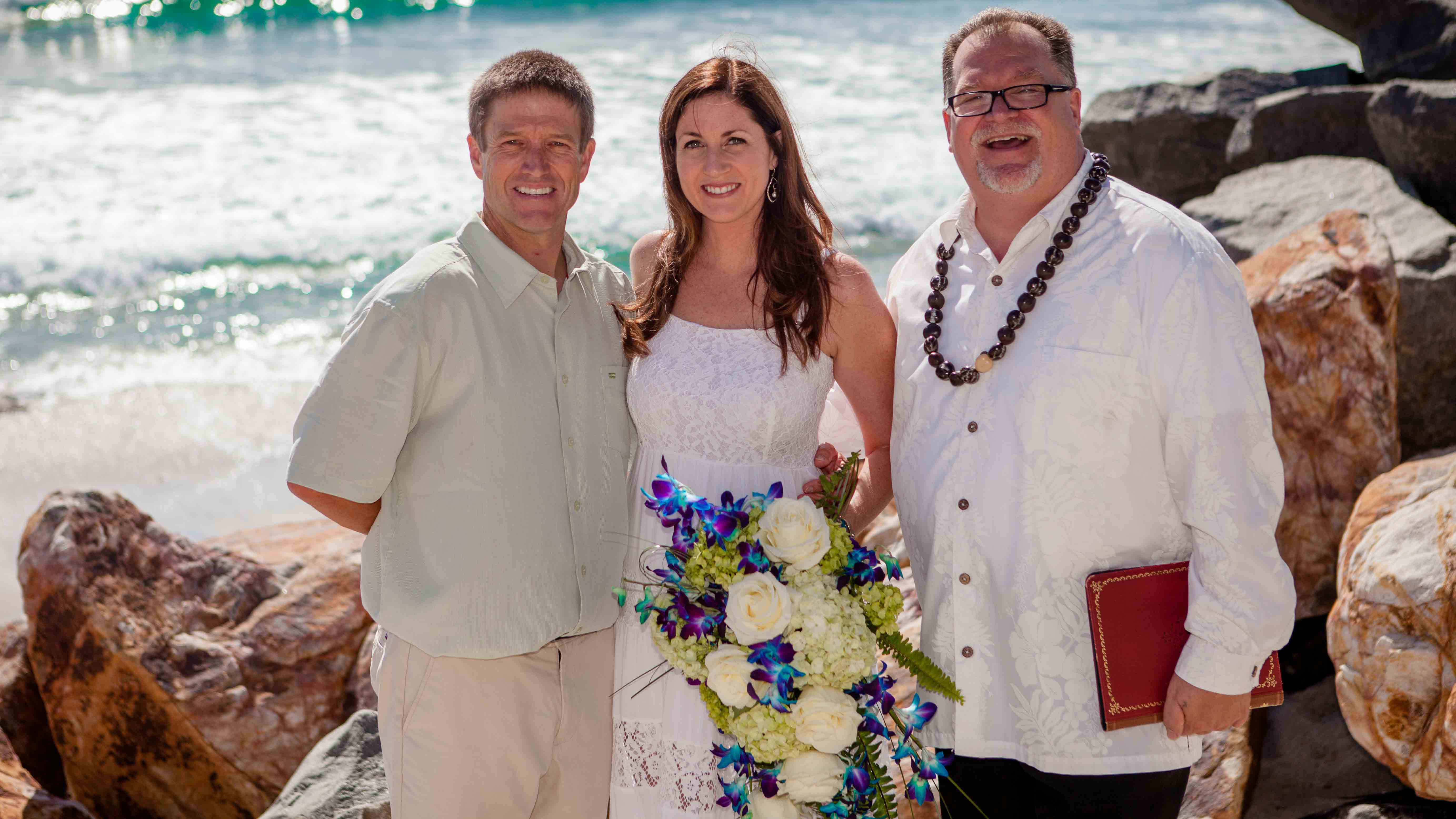 Oceanside Elopement Vows from the Heart