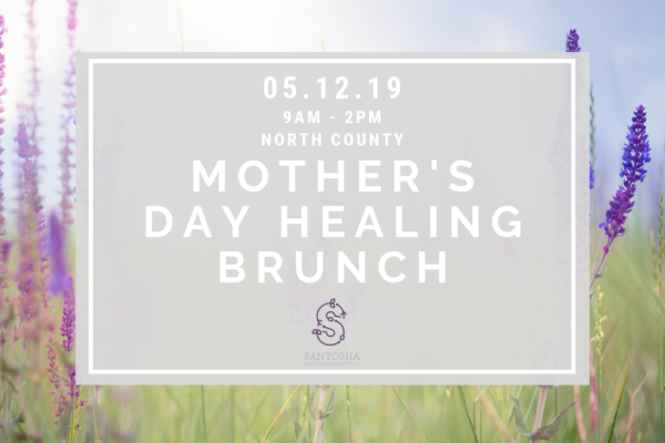 Mother's Day Healing Brunch