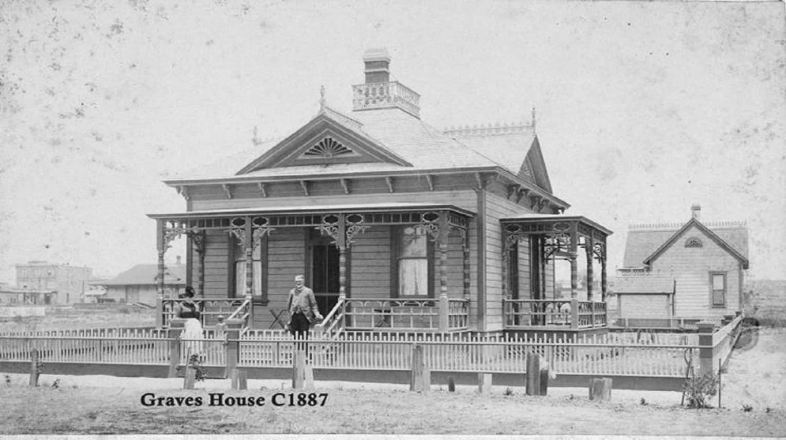 Top Gun / Grave's House (1887)